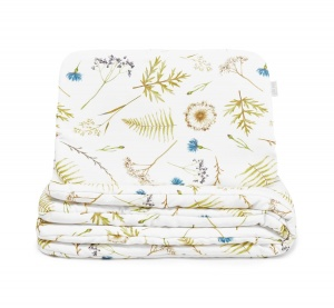 BEDDING WITH FILLINGS HERBAL 100x75/30x40