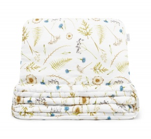 BAMBOO PILLOWCASES TO BEDDING HERBAL 120x145/40x60