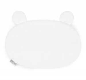 BAMBOO PILLOW BEAR white