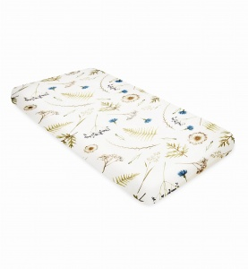 BAMBOO SHEET HERBAL 140x70
